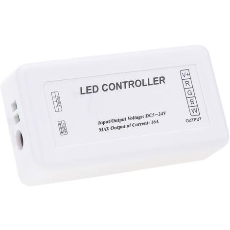 Controlador PWM de BT RGBW LED para LED Soporte de luz Modulo LED Luz de tira megica para Iphone para Android DC5-24V 16A Max