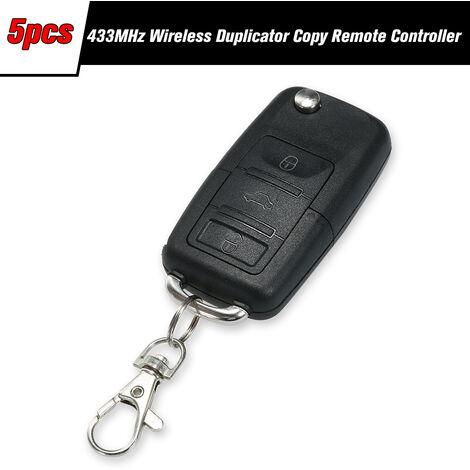 Controlador remoto de copia duplicadora inalambrica de 433 MHz
