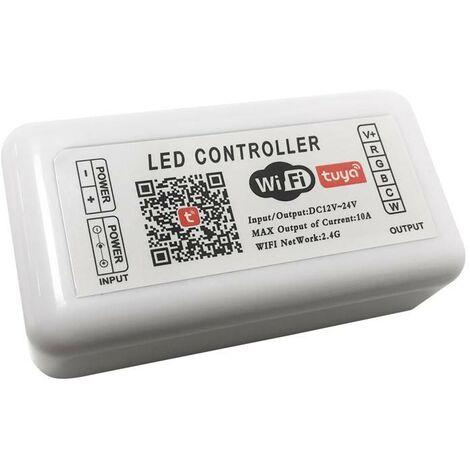 Controlador SMART+ WIFI RGB+CCT 12/24V 5 canales