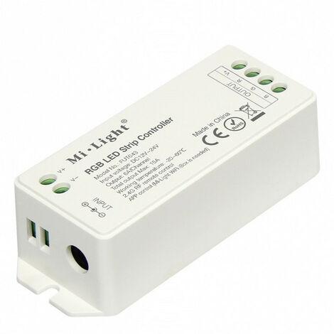 Controlador Tiras Led RGB 12V/24V 15Amax 2,4Ghz