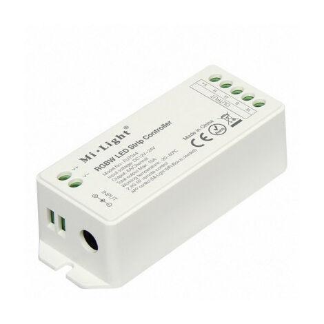 Controlador Tiras Led RGBW 12V/24V 15Amax 2,4Ghz