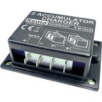 Contrôleur de batterie (kit monté) Kemo M102A 24 V/DC 1 pc(s)