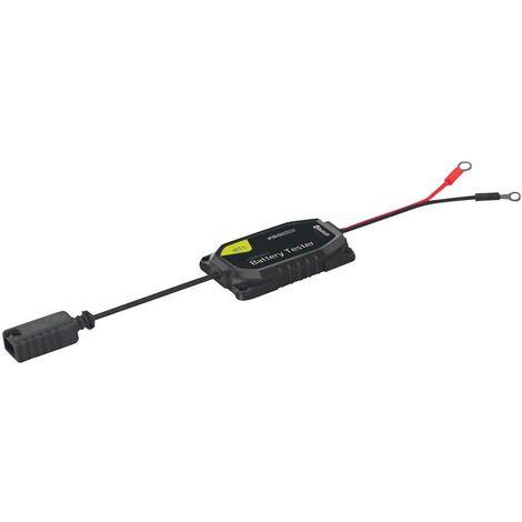 Contrôleur de batterie ProUser 16634 6 V, 12 V, 24 V peut fonctionner avec une application, connexion Bluetooth 8.2 cm x 5.4 cm x 1.2 cm 1 pc(s)