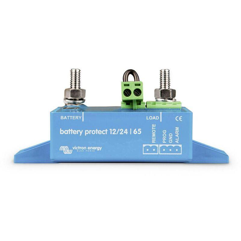 Contrôleur de batterie () BP-65 12/24V 65 A 1 pc(s) - Victron Energy