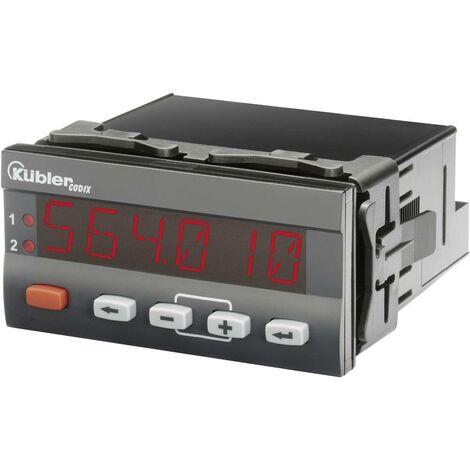Controleur de process pour sondes de température Kübler Codix 564 DC