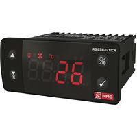 Contrôleur de température Marche/Arrêt, 76 x 34.5mm, Entrée CTN, 10 → 30 V c.c.