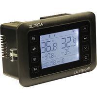 Controleur D'Humidite De La Temperature Intelligent Pid, Avec Ecran Lcd Et Deux Capteurs