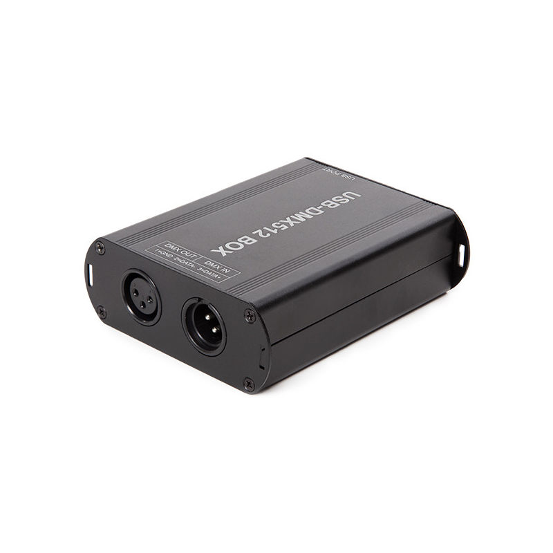 Controllore DMX600 Usb-Dmx512 (JM-DMX600 USB-DMX512)
