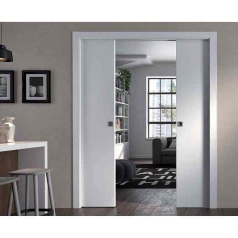 Controtelaio anta doppia per muro spessore 125mm Doortech S Scrigno ...