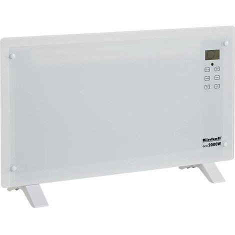 Convecteur 1000 W, 2000 W Einhell 2338661 blanc 24 m²
