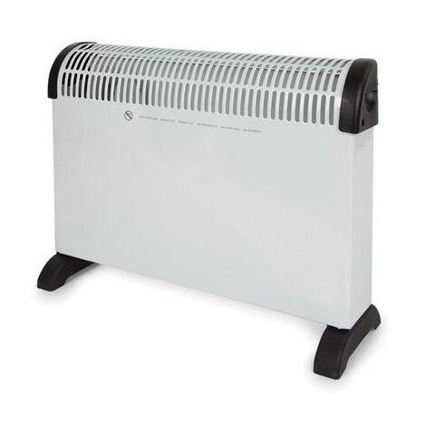 Convecteur - 2000 w - turbo - minuteur