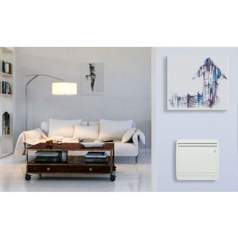 Radiateur Novares Horizontal Smart Eco Control 750W