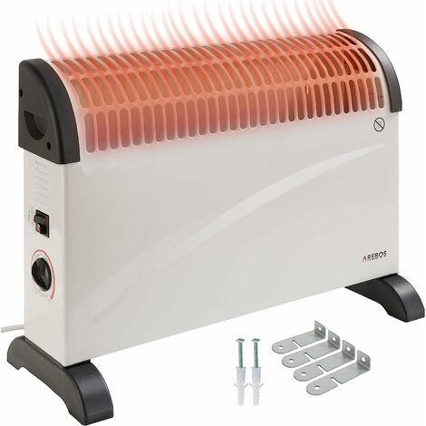 Convecteur avec thermostat 2000 W