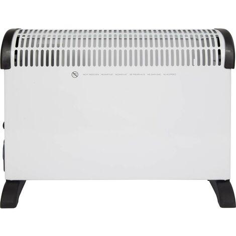 Convecteur Basetech EJ1112 2000 W blanc 1 pc(s)