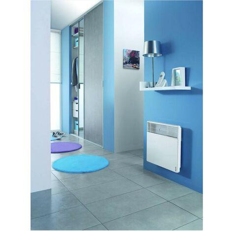 Convecteur electrique Atlantic F617 (blanc - horizontal - 1500 - L.591xH.451xEp.78 - f617 - mono-230v)