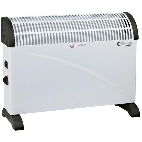 Convecteur Électrique Sol/Mur Kekai 750/1250/2000 W