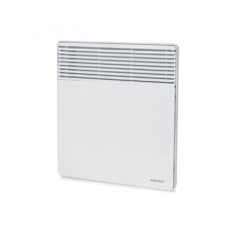 Convecteur électrique WARMTEC EWE 1000W, 53x45x12cm, thermostat