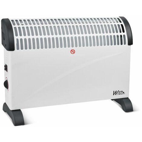 Convecteur mobile 2000W - Warmtech
