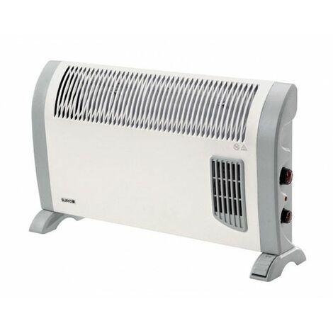 radiateur convecteur mobile 2000w turbo - quickmix 2 2000 turbo - supra