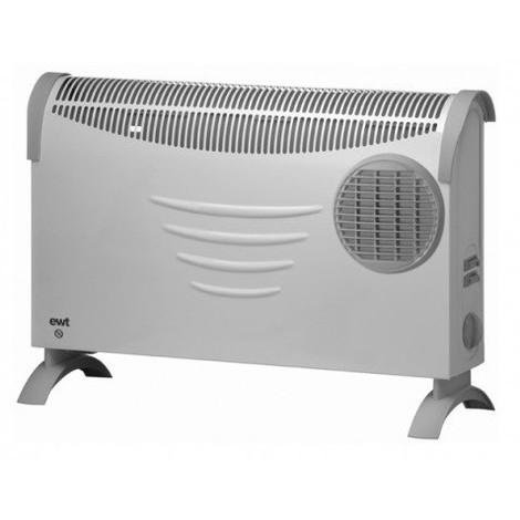 Convecteur mobile Turbo 1000/2000W EWT