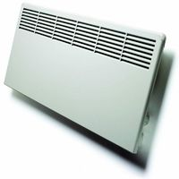 Convecteur mural avec commande Bluetooth 1000 W ( BETA10-BT-EB ) Taille: 59x389x853