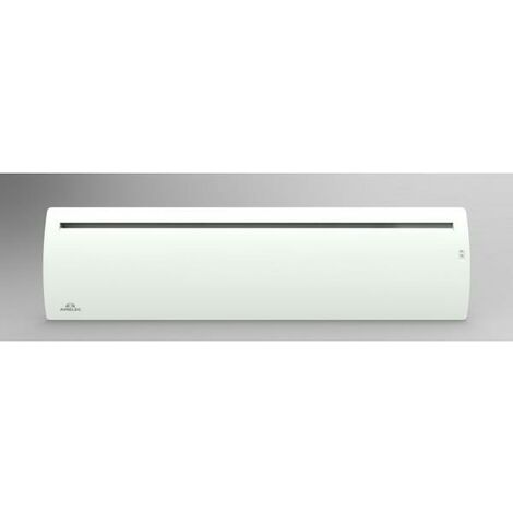 Convecteur plinthe blanc Actua 2 Smart ECOcontrol - Airelec