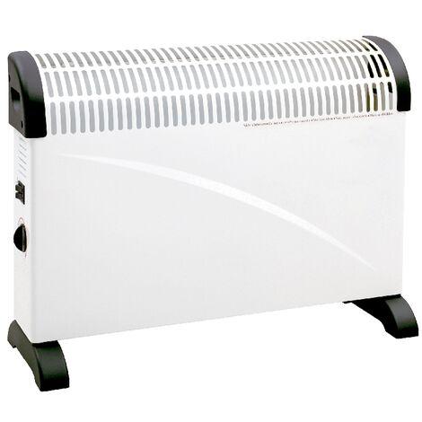 Convector eléctrico mercalor modelo CM3 3 potencias -Disponible en varias versiones