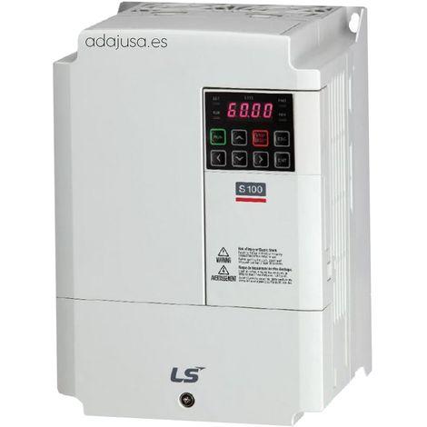 Convertidor de frecuencia trifásico 7,5Kw serie S100 - LSis