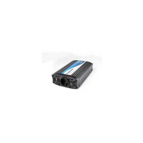 CONVERTISSEUR 12V 500 WATTS + USB 2A RING