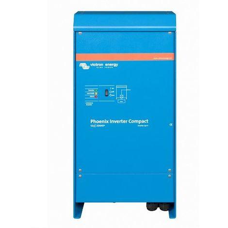 Convertisseur 220V 1200 VA Compact (1000 Watts) Pur Sinus VICTRON (Voltage : 12 volts)