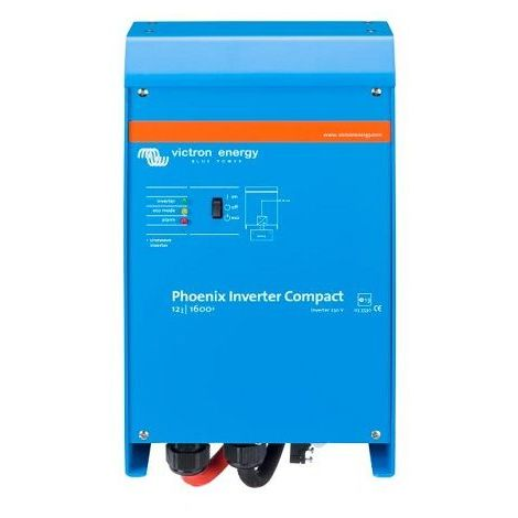 Convertisseur 220V 1600 VA 24V (1300 Watts) Pur Sinus Compact VICTRON