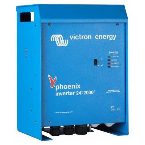 Convertisseur 220V 2000 VA 12V (1600 watts) Pur Sinus VICTRON (Voltage : 12 volts)