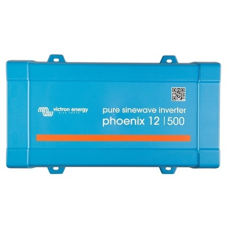 Convertisseur 220V 375 VA (300 Watts) Pur Sinus VICTRON (Voltage : 12 volts)