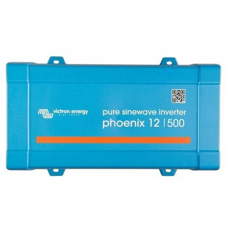 Convertisseur 220V 500 VA (400 Watts) Pur Sinus VICTRON (Voltage : 24 volts)