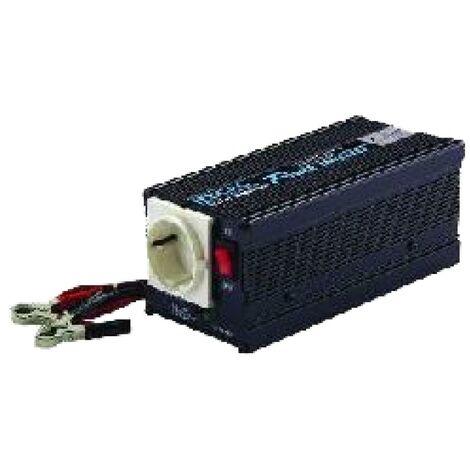 Convertisseur 24V vers 220V - 300W - Avec pinces Generique