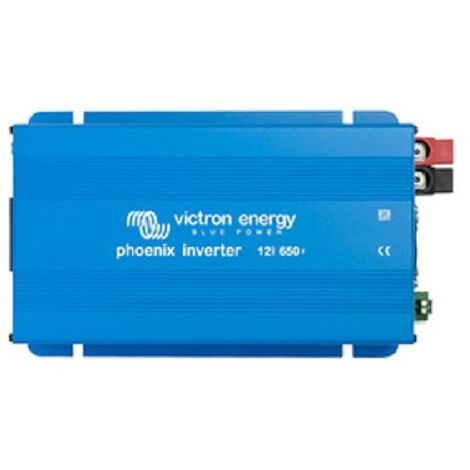 Convertisseur 48V - 230V 350 VA (300 Watts) Pur Sinus VICTRON sortie IEC