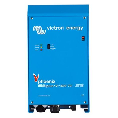 Convertisseur Chargeur 1300 Watts Multiplus VICTRON (Voltage : 12 volts)