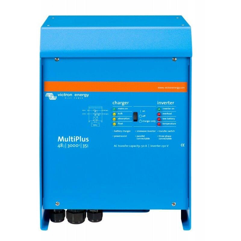 Convertisseur-chargeur 3000VA 48V 35/16 MultiPlus - Victron Energy