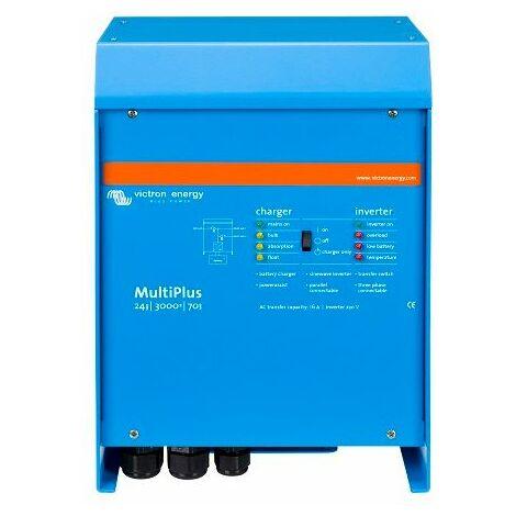 Convertisseur Chargeur 5000VA (4500 Watts) MultiPlus VICTRON (Voltage : 24 volts)