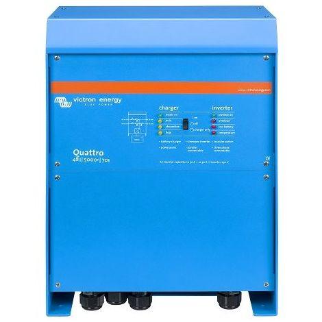 Convertisseur Chargeur QUATTRO 5000 VA (4500 W) VICTRON (Voltage : 24 volts)