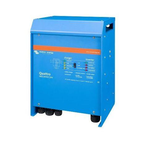 Convertisseur Chargeur QUATTRO 8000 VA (7000 W) VICTRON (Voltage : 48 volts)