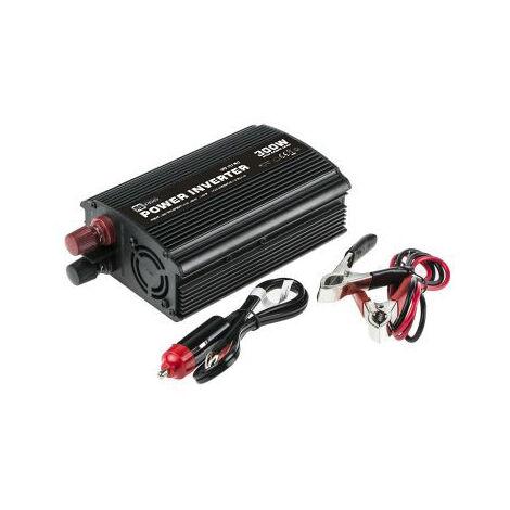 Convertisseur continu-alternatif, Onde sinusoïdale modifiée, 24V cc / 230V ac - 300W