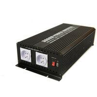 Convertisseur DC/AC 12/230V 3000W quasi-sinusoïdal EM - Sortie cosses oeillets
