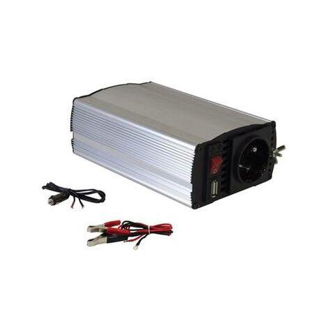 Convertisseur de courant 12V 230W 300W en continu (600W en pointe)