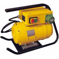 Convertisseur de fréquence PRO puissance 1,5 kw (17A) monophasé pour aiguille vibrante