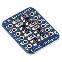 Convertisseur de niveau logique 4 canaux birectionnel BSS138 adapté pour I2C S983471