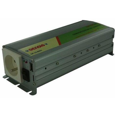 Convertisseur de tension 12V-230VAC 600W
