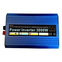 Convertisseur de tension quasi sinus 3000W 12V vers 220V