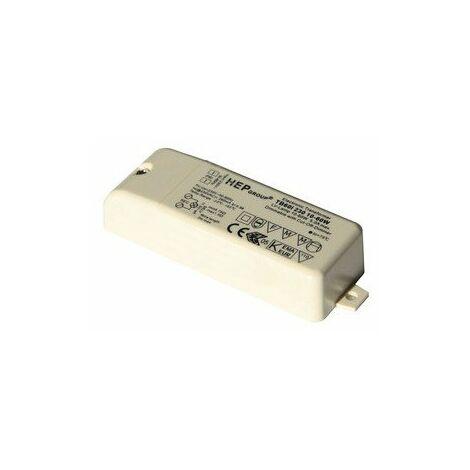 Convertisseur électronique pour lampe halogène - 60W - 12V HF - Dimmable