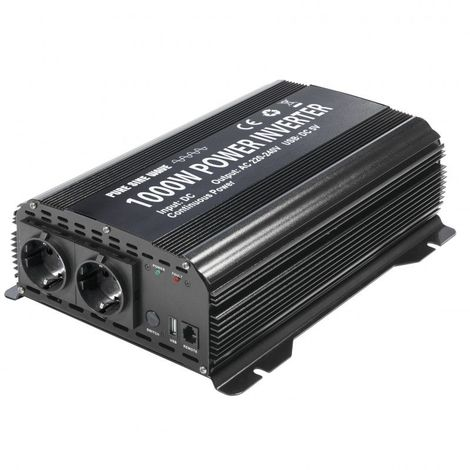 Convertisseur Gys PSW 1000W-12 12V 027282